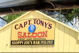 Capt. Tony's Saloon, original Sloppy Joe's, Ernest Hemingway bar, Key West