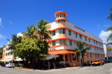 South beach, Art Deco architecture, Miami