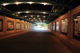 Tunnel, Chicago Riverwalk