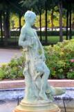 Sculpture, Grant Park, Chicago