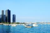 Lake Michigan, Lake Point Tower, Chicago