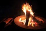 Campfire, Sunset Lakes Resort, Joslin, IL