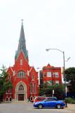 Norwegian Lutheran Memorial Church (Minnekirken), Logan Square, Chicago