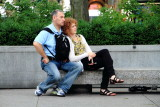 Couple in Chicago
