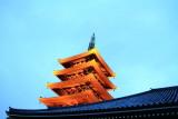 Sensoji, Kinryū-zan Sensō-ji, Buddhist Temple, Asakusa, Taitō, Tokyo, Japan