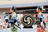 Kusunoki Masashige (133 - 1392), Jidai Matsuri Festival, Kyoto, Japan