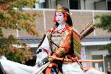 Tomoe-Gozen, Ladies from the Heian Period (794-1185), Jidai Matsuri Festival, Kyoto, Japan
