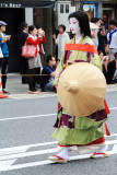 Yokobue, Ladies from the Heian Period (794-1185), Jidai Matsuri Festival, Kyoto, Japan