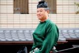 Court Noble,  Enryaku Period Warriors (782-806), Jidai Matsuri Festival, Kyoto, Japan