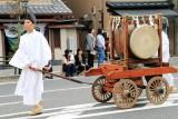 Various offerings to the deities, Jidai Matsuri Festival, Kyoto, Japan