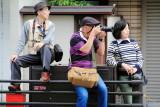 Photographers, Jidai Matsuri Festival, Kyoto, Japan