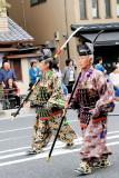 Muromochi Shogunate (1338 - 1573), Jidai Matsuri Festival, Kyoto, Japan