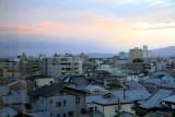 Sunrise, Kyoto, Japan