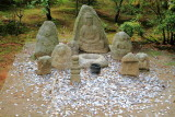 Rokuon-ji Temple donations, Kinkaku-ji,  Kyoto, Japan