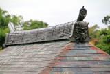Kyoto roof tops, Japan