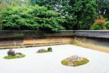 Karesansui, Rock Garden, Ryōan-ji, The Temple of the Dragon at Peace, Kyoto, Japan