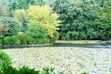 Kyoyochi Pond, Ryōan-ji, The Temple of the Dragon at Peace, Kyoto, Japan