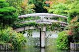 Bridge, Ryōan-ji, The Temple of the Dragon at Peace, Kyoto, Japan