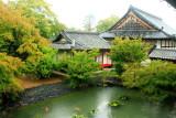 Tahō-den, Tenryū-ji, Arashiyama, Kyoto, Japan