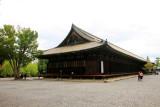 Sanjūsangen-dō, Rengeō-in, Hall of the Lotus King, Kyoto, Japan