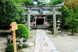 Inari Shrine, Sanjūsangen-dō, Rengeō-in, Kyoto, Japan