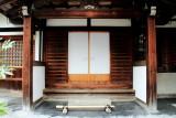 Door, Kiyomizu-dera, Kyoto, Japan