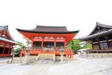 Kaizan-do hall, Kiyomizu-dera, Kyoto, Japan