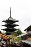 Pagoda, Yasaka Shrine (Gion Shrine), Kyoto, Japan