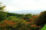 View of Kyoto, Kiyomizu-dera, Kyoto, Japan
