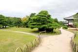Ninomaru Garden, Nijo Castle, Kyoto, Japan