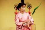 Kado, Flower arrangement, Ockini Zaidan, Kyoto Art Foundation, Gion Corner, Kyoto, Japan