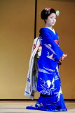 Kyomai, Kyoto Style Dance, Ockini Zaidan, Kyoto Art Foundation, Gion Corner, Kyoto, Japan