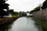Moat, Nijo castle, Kyoto