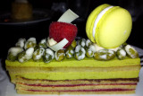 Pistachio cake, Kyoto