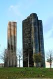 The Parkshore, Harbor Point Condominiums, Chicago, Illinois