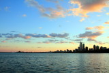 Lake Michigan, Chicago, Illinois