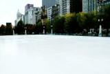 Ice Rink, Millennium Park, Chicago, Illinois