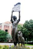 The Waving Girl Statue, 1972, Florence Martus