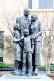 The African American Monument, 2002