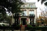 Hamilton Turner House, 1873, Lafayette Square