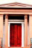 Door, Trinity United Methodist Church, 1848