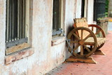 Antique Savannah bench