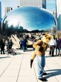 Cloud Gate, Chicago, Illinois