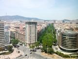 Av. de Josep Tarradellas, Barcelona, Spain
