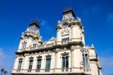 Authority of Barcelona port, Old Customs building, Barcelona, Spain