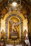 Altar, Basílica de Nostra Senyora de la Mercè, Barcelona, Spain