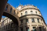 Barri Gothic, Barcelona, Central post office, Spain