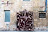 Gate, Museu Diocesa, Barcelona, Spain