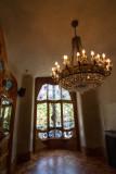 Casa Batllo, Gaudi, dining room, Barcelona, Spain