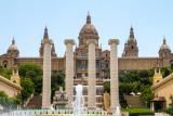 Museu Nacional D'Art de Catalunya, Palau Nacional, Barcelona, Spain